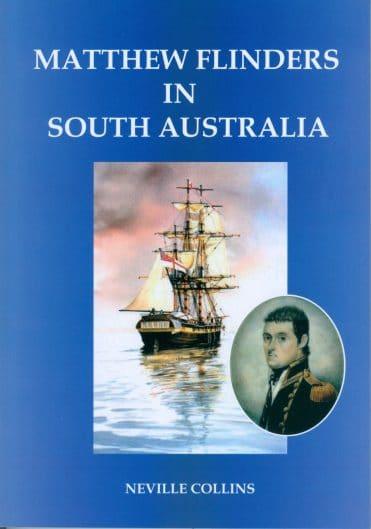 Commander, Matthew Flinders.