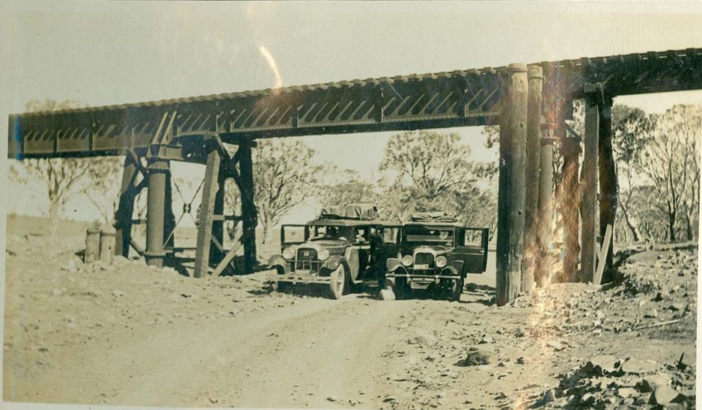 Moralana Creek Railway Bridge