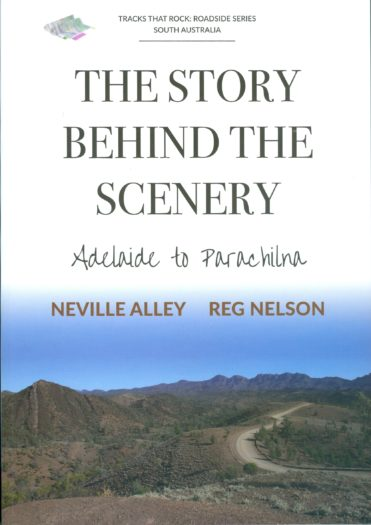 The scenery you view between Adelaide and Parachilna is explained in this book
